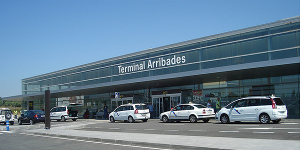 Reus airport parking