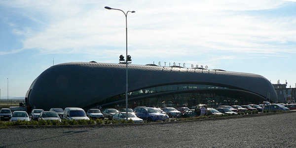 Brno airport parking