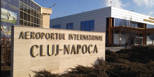 Cluj-Napoca airport parking