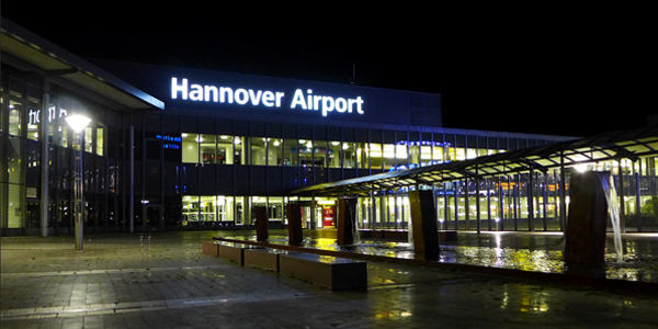 Hannover airport parking