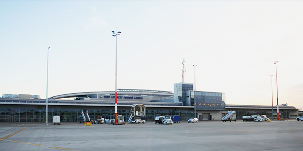 Poznan airport parking