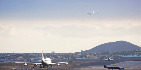 Parking Aeropuerto Tenerife Sur
