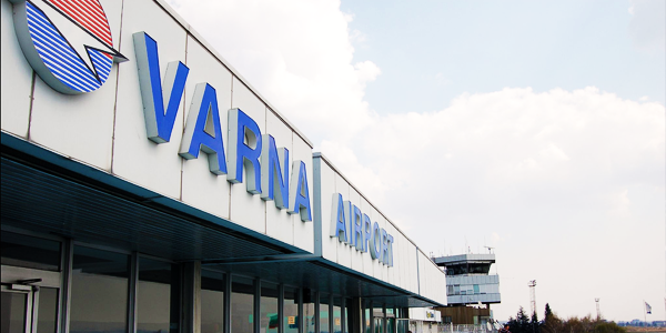Varna airport parking